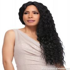 Sensationnel Synthetic Custom Lace Wig Stocking Cap Quality FRENCH WAVE