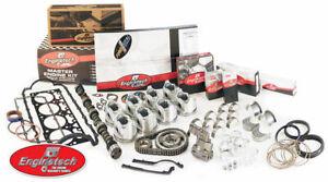 Ford 302 5.0 Fits SBF Master Engine Rebuild Kit 1972 - 82 High Performance Cam