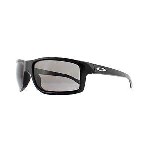 Oakley Sunglasses Gibston OO9449-01 Polished Black Prizm Grey