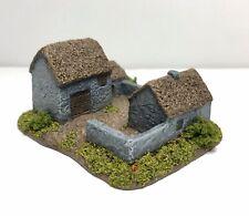 PACK OF 4 x Desert dwellings 6mm Wargame Scenery 6mm wargame buildings
