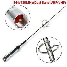 NL-770S UHF/VHF 144/430MHz 150W Car Radio Mobile Station Antenna SL16/UHF-J/M
