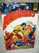 COMIC BOOK SHADE TARA AMERICOMICS NO. 2 1983 STARRING THE MESSENGER