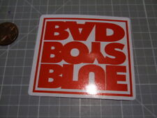 BBB* Sticker / Decal Auto Phone GLOSSY ROCK MUSIC BAND NEW