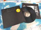AC/DC – Back In Black : Atlantic – ATL 50 735 GERMAN VINYL LP EMBOSSED SLEEVE