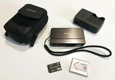 Sony Cyber-shot DSC-T99 14.1MP Digital Camera. Excellent Cond. Works. *TESTED*