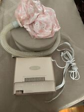 Westinghouse Vintage Nail Dryer With Original Case And Hair Wrap