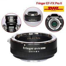 Fringer EF-FX PRO II Lens for Canon Fujifilm Adapter EF-FX 2 Mount Auto Focus XT