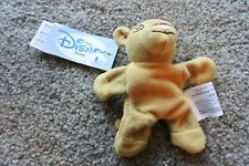 Disney Mini Bean Bag MAGNET Plush Toy Magnetic Hands & Feet Simba  (LION KING)