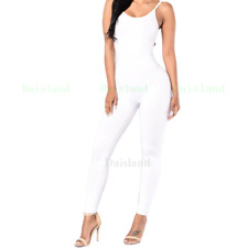 Women Jumpsuit Romper Bodycon Playsuit Clubwear Long Party US Pants Trousers