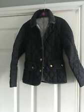girls barbour jacket Age 6-7 Years