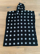 Pleats Please by Issey Miyake Polka Dots Hoodie size 5