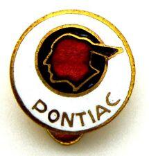 Distintivo Pontiac Auto, Diametro cm 1,6