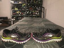 Brooks Glycerin 13 Womens Athletic Running Training Shoes Size 7.5 Multi Color