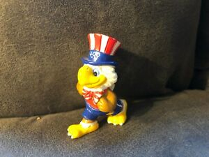 VINTAGE advertising NOS PVC FIGURE #282 - 1984 OLYMPIC EAGLE #1