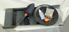 """Gold Rush Christmas Special""Sluice Box 24""x10-Pay Dirt-Black Pan-8pc Mining Kit"
