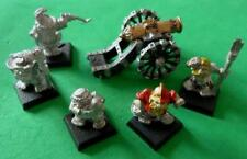 Marauder Miniatures Dwarf Siege Gun And 5 Crew PET30