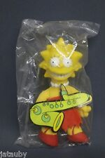 MAGGIE SIMPSON - Collectible Figurine New in Packaging 1990 Burger King Figurine
