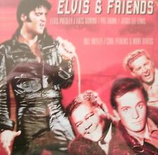 ELVIS PRESLEY - Elvis & Friends (CD) . FREE UK P+P .............................