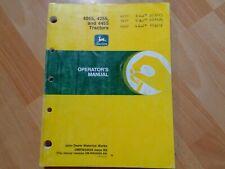 John Deere 4560 4760 4960 tractor factory operators manual OEM G1 **
