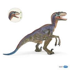 NEW* PAPO 55053 Blue Velociraptor Dinosaur - MOVING JAW