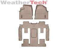 WeatherTech DigitalFit FloorLiner for Buick Enclave - 2008-2010 - Tan
