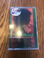 Mark Heard Reflections Of A Former Life Rare Vintage Cassette Ships N 24h