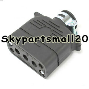 30A250V charging plug 37010-10870 For Toyota Lizhiyou electric Female plug