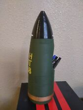 3D Printed 75mm Pack Howitzer Shell Pen Holder - Replica - Lifesize