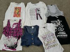 17 PC HANNAH MONTANA HUGE lot girls clothing Size 16 XL Collectors