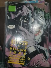 Batman: The Killing Joke UK 1988 Graphic Novel, Titan Books (3rd Printing)