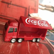 Vintage Coca cola Truck Car Figure Toy D4