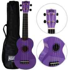Kala Makala Mk-sd/violet Uke Ukulélé Soprano inclut Housse de
