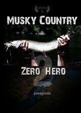 Musky Country: Zero2Hero - Zero 2 Hero To Muskie Fly Fishing Movie DVD Video