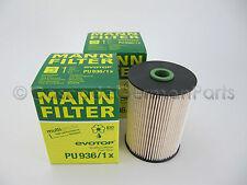 3x VW Fuel Filter Set 1-Hole Mk5 BRM Mk6 CJAA Golf Jetta Beetle 2.0 TDI Diesel