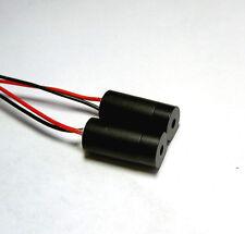 2PCS 780nm 5mW Infrared laser diode module 3VDC Dot