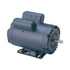 NEW 5 HP 3450 rpm 230V Single Phase Air Compressor Electric Motor 145T 7/8 Shaft