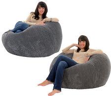 Gilda JUMBO CORD Monster Beanbag Chair Giant Big Bean Adult Bag Bags Gamer Seat