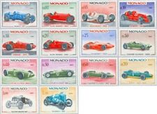 Monaco - 708/21 - 1967 25º Gran Premio autv. de Mónaco-coches de ganadores-Lujo