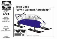 Aéroglisseur TATRA V855, WW2 - Kit résine PLANET MODELS 1/72  N° 097