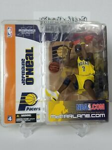 McFarlane Toys NBA Basketball Series 4 Jermaine o'neal Action Figure MIB New