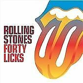 The Rolling Stones - Forty Licks (2002) CD