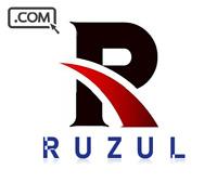 RUZUL.com - Premium Domain Name For Sale 5 LETTER BRAND 4L 5L 6L