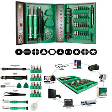 COMPUTER REPAIR TOOL KIT 38pcs Watch Laptop Electronics PC SCREWDRIVER TOOLS SET