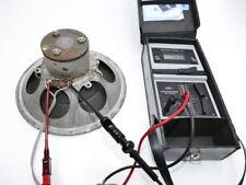 LPU G45  +/-1930 D=21,5 cm H= 11,5 cm Breitband Lautsprecher TOP Zustand (308