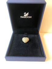 swarovski diamond heart pendant