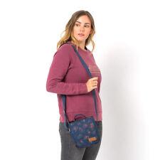 Animal Dawn Small Cross Body Bag Handbag LU8WN312/F94 Dark Navy NEW