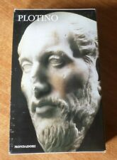 PLOTINO Enneadi Meridiani Classici del Pensiero 32