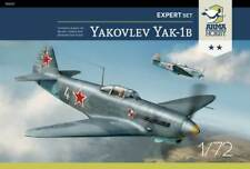 Arma Hobby 1/72 Model Kit 70027 Yakovlev Yak-1b Expert Set