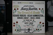 THE SOUND OF MUSIC ORIGINAL BROADWAY CAST LP