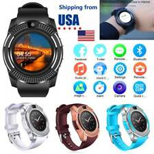 Bluetooth Smart Watch Men Women Sports Bracelet Phone Fits For Android Mobile